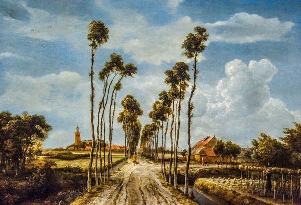 La avenida del Middelharnis, Meindert Hobbema.jpg
