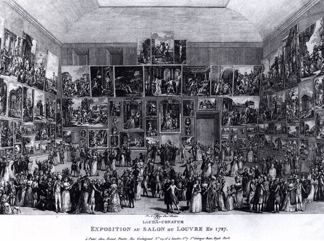 Salon de Paris 1787
