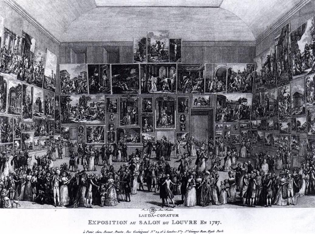 Salon de Paris 1787